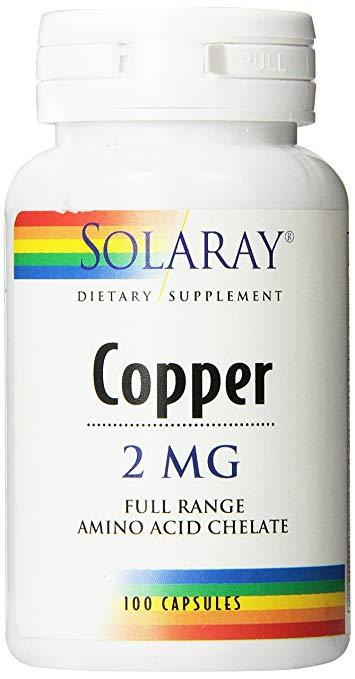 copper supplements
