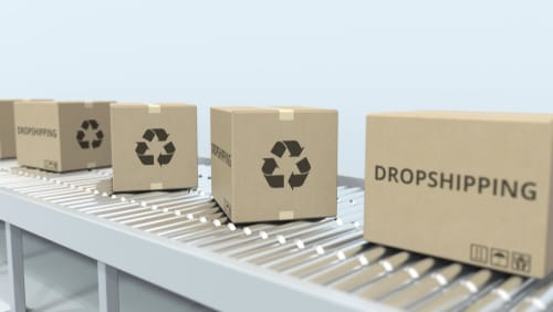 Best Home Small Business Ideas with Drop Shipping conveyor