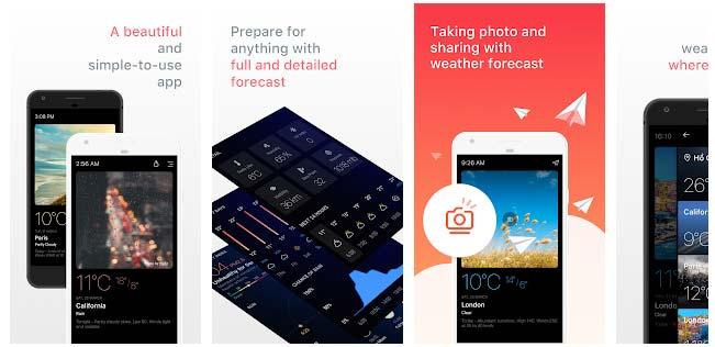 Today Weather - Forecast, Radar & Severe Alert