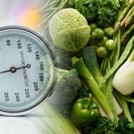 green vegetables to lower blood pressure